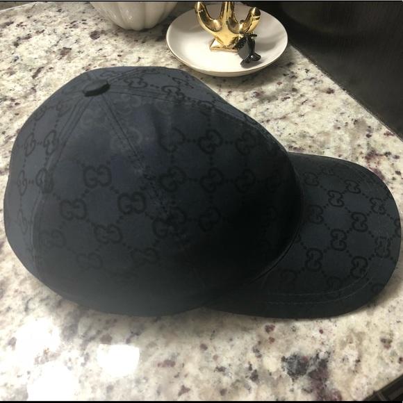 2512ebd55 Gucci Accessories   Mens Hat For Sale   Poshmark